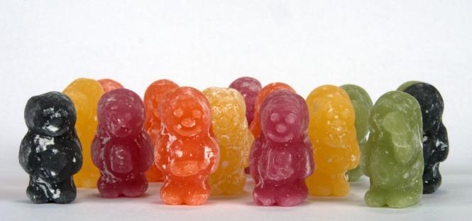 Jelly Baby Diversity