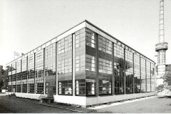 Image 4: Fagus Factory, Alfeld, Germany. Built circa 1911. Architects, Walter Gropius and Adolf Meyer.